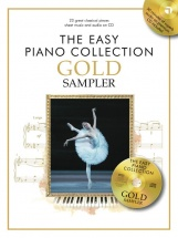The Easy Piano Collection - Gold Sampler - Piano Solo