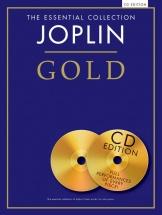 Joplin - The Essential Collection - Joplin Gold - Joplin Gold. Spielbuch Klavier - Piano Solo