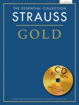 Strauss - The Essential Collection - Strauss Gold - Piano Solo