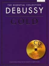 Debussy - The Essential Collection - Debussy Gold - Piano Solo