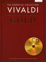 Vivaldi - The Essential Collection - Vivaldi Gold - Piano Solo