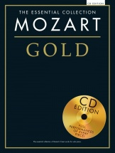 Mozart - The Essential Collection - Mozart Gold - Piano Solo