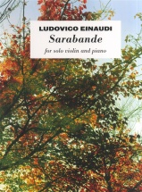 Einaudi - Sarabande - Violin