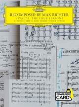 Recomposed By Max Richter: Vivaldi, The Four Seasons - Violon and Piano