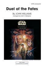 Williams John - Duel Of The Fates - Mixed Voices