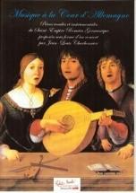 Charbonnier J.l. - Musique  La Cour D