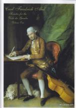 Abel C. F. - Sonatas For The Viola Da Gamba Vol. 1