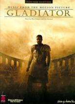 Gladiator Piano Solo Selections - Piano Solo