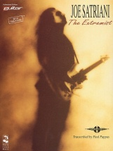 Play It Like It Is Guitar Joe Satriani The Extremist - Guitar Tab