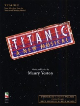 Maury Yeston Titanic A New Musical - Pvg