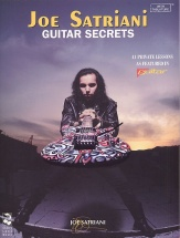 Joe Satriani Guitar Secrets - Guitar Tab