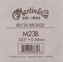 Martin Guitars M23b - File Bronze - 023