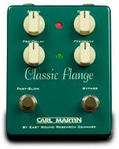 Carl Martin Classic Flange - Flanger - Vintage Series