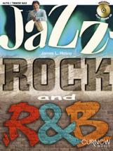 Hosay James L. - Jazz, Rock And R&b + Cd - Sax Alto/tenor