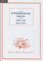 Crum A. - Intermediate Solos For Tenor Viol