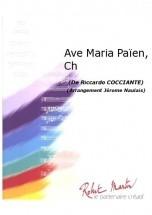Cocciante R. - Naulais J. - Ave Maria Paen, Chant/choeur