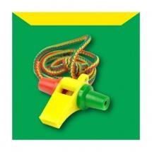 Contemporanea Sifflet 3 Tons - Plastique - Apito Samba