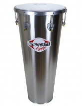 Contemporanea Cl-tim02p - Timbal 12 X 70cm Alu Arc. Pro - 6 Tir. - Light