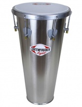 Contemporanea Cl-tim03p - Timbal 10 X 50cm Alu Arc. Pro - 6 Tir. - Light