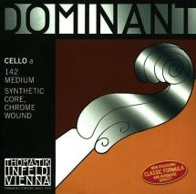 Thomastik Dominant Violoncelle 1/2 Corde De La 142