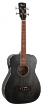 Cort Ab590mf Short Scale Black Open Pores