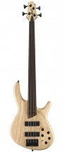 Cort B4 Plus As Natural Open Pores Fretless