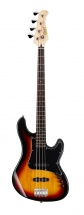 Cort Gb34jj Sunburst 3 Tons