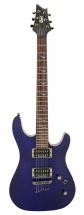 Cort Kx Custom Bright Blue