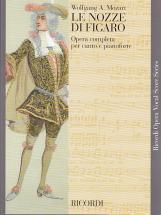 Mozart Nozze Di Figaro