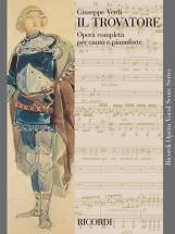 Verdi G. - Il Trovatore - Chant Et Piano