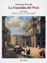 Puccini G. - Fanciulla Del West - Chant Et Piano