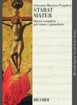 Pergolesi G. - Stabat Mater - Choeur