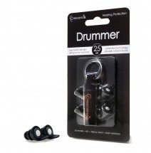 Crescendo Snr 20db - Drummer - Protection Auditive Special Batterie