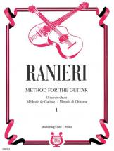 Ranieri Silvio - Methode De Guitare Vol.1 - Guitare