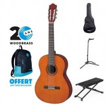 Yamaha Pack Guitare Classique Etude 3/4 Cs40