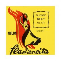 Savarez Cordes Classiques Flamencita Reassort Par 10 Pieces 1e Nylon Clair