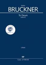 Bruckner Anton - Te Deum - Vocal Score
