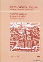 Caldara A. - Ave Maris Stella - Soprano, Alto Et Instruments