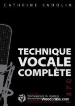 Sadolin Cathrine - Technique Vocale Complete