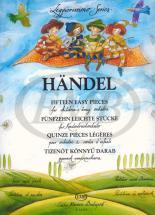 Haendel G.f. - Fifteen Easy Pieces For Children