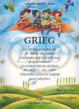 Grieg E. - Fourteen Easy Pieces For Children