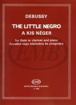 Debussy C. - Piccolo Negro - Flute Et Piano