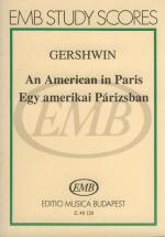 Gershwin G. - Americano A Parigi - Conducteur Poche