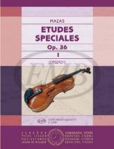 Mazas J.f. - Studi Op. 36 Vol. 2 - Violon