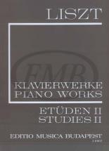 Liszt Franz - Sudies Vol.2 - Piano