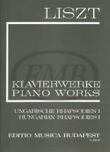 Liszt Franz - Rhapsodies Hongroises Vol.1 - Piano