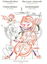 Violoncello Duos For Beginners Vol.1