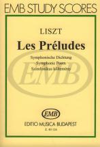 Liszt F. - Les Preludes - Conducteur Poche