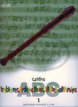 Czidra L. - Abc Treblerecorder Vol.1 - Flute A Bec