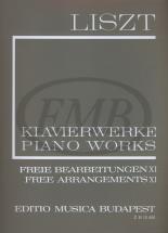 Liszt F. - Free Arrangements Vol 11 - Piano